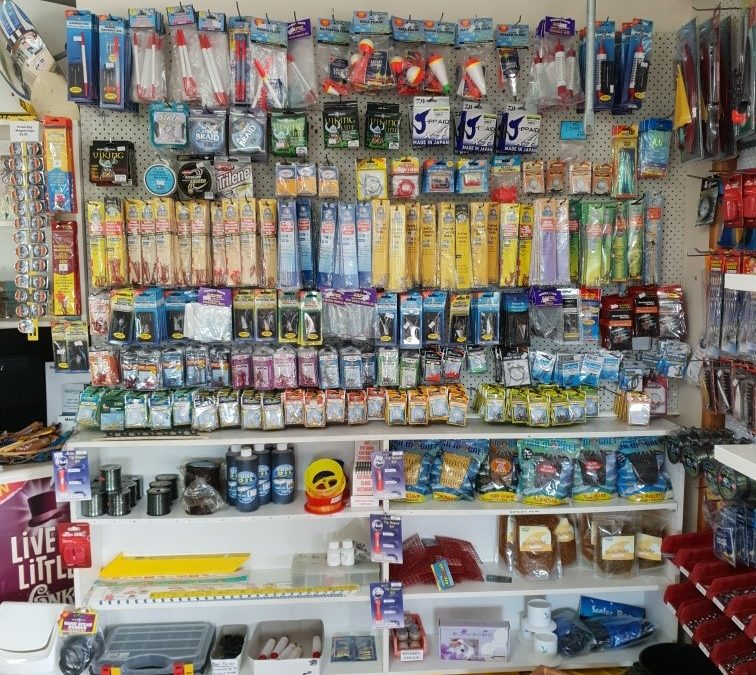 Kiosk Now Stocking How's Ya Tackle