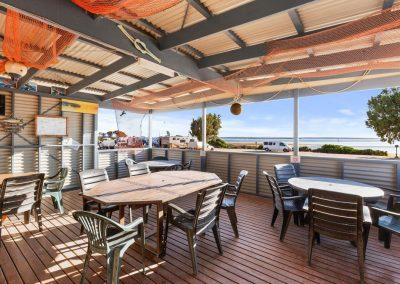 venus bay btp cafe deck 2