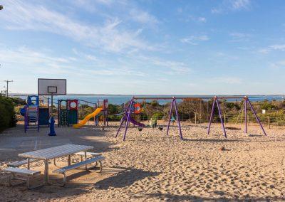 venus bay btp playground
